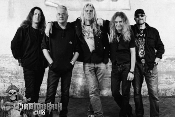 Saxon_Christmas Bash 2018_Eventzentrum Strohofer Geiselwind