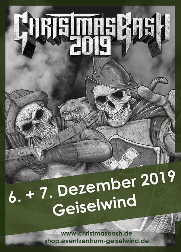 Christmasbash - das Metal-Festival im Winter